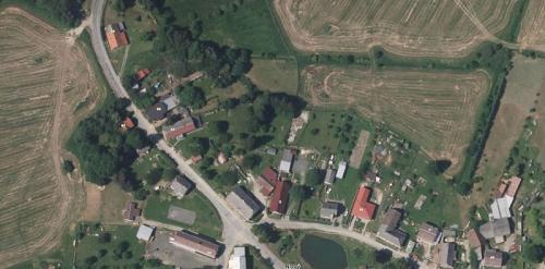 Snímek obce zroku 2011